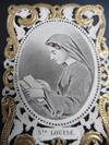Image pieuse de sainte Louise de Marillac - Photo