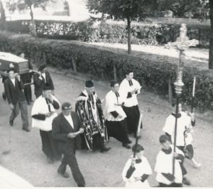 Enterrement au Pays-Basque
